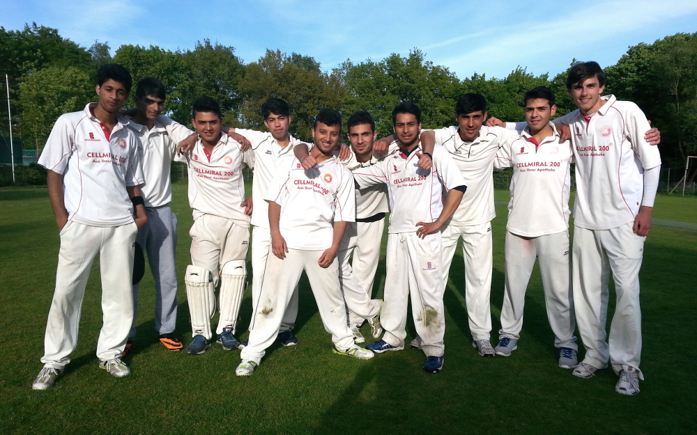 THCC Hamburg Cricket U19