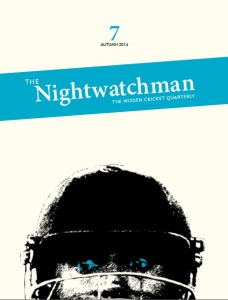 The Nightwatchman - the Wisden Cricket Quarterly - berichtet über Cricket in Hamburg