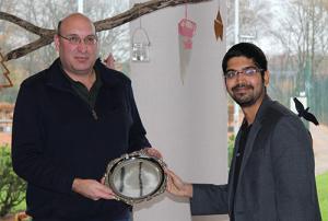 THCC Rot-Gelb Hamburg Preis für besondere Leistungen im Cricket