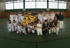 U15 Cricket teams Hamburg