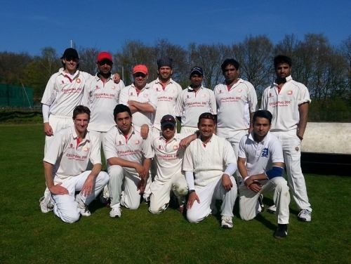 THCC Cricket Team