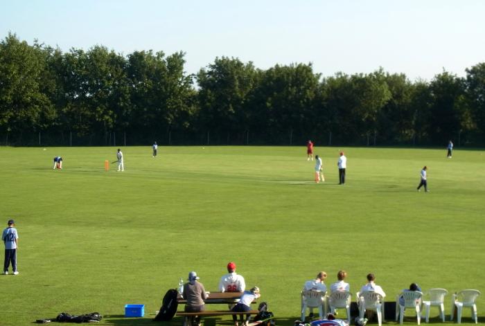 Jugend Cricket in Norddeutschland