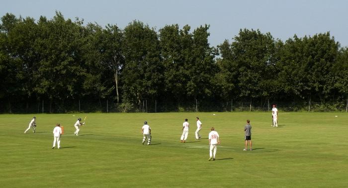 Jugend Cricket in Schleswig Holstein