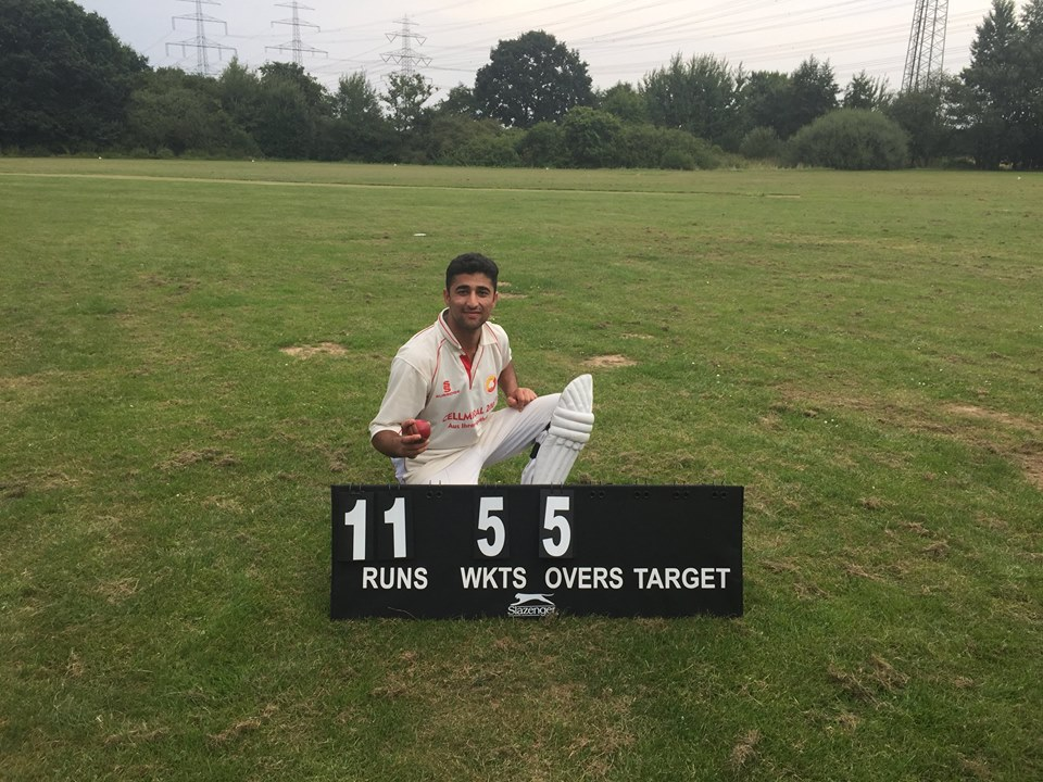 Well bowled, Saied!
